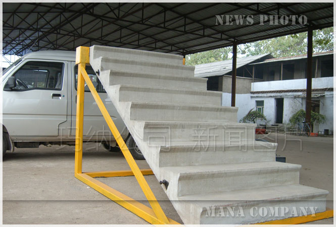 pc楼梯,pc阳台的施工流程