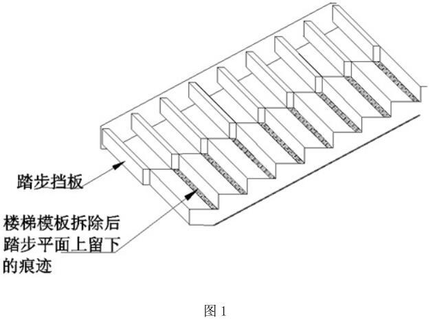 新型浇筑楼梯模板设备简介